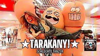Смотреть клип Tarakany! Schlechte Tänzer Feat. Rod Of Die Ärzte - Плохие Танцоры