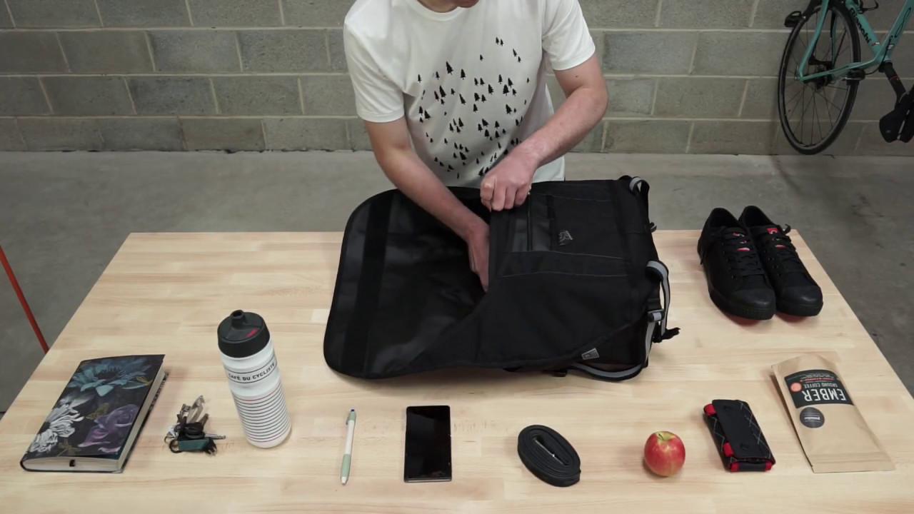 Pack Ride Chrome Citizen Messenger Bag