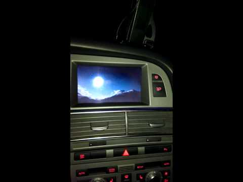 Audi A6 4F Video Interface Gateway Avrg5a1