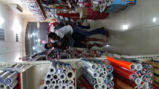 Yesterday fight in our shop .... srilanka vs Palestinians(1)