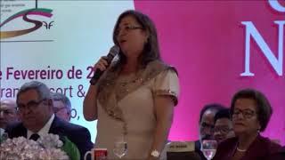 Abertura - Saudações - Momento Cívico - XVIII Congresso CNSAFs