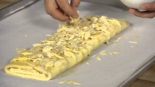 Danish Pastry Braid With Almonds : Wild Flour