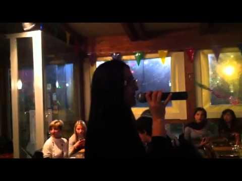 Gare karaoke 25/3/11