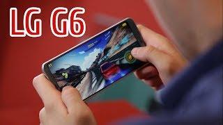 Герой нашего времени - LG G6!
