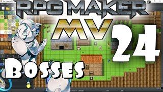 Video RPG Maker MV Tutorial #24 - Bosses download MP3, 3GP, MP4, WEBM, AVI, FLV April 2018
