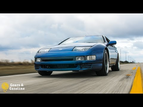 The 300ZX Turbo- Finishing What He Started