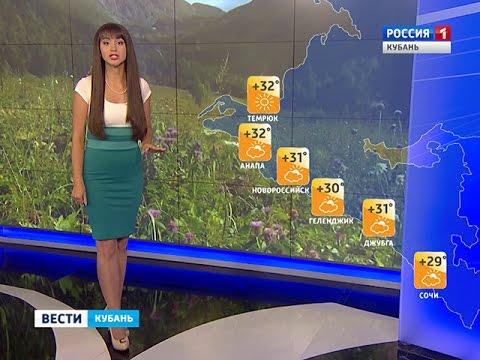 Завтра на Кубани погода будет еще жарче