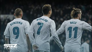 Bale X Benzema X Cristiano 'BBC' - Skills & Goals   HD