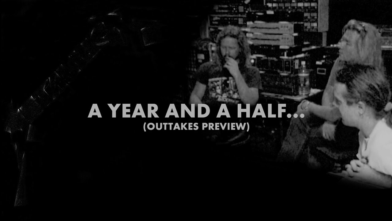 Metallica: A Year and a Half in the Life of Metallica (Outtakes Preview)