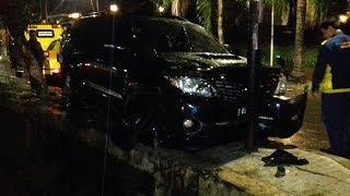 Download Video Bukan Rekayasa, Test Tabrakan Mitsubishi Pajero Sport MP3 3GP MP4