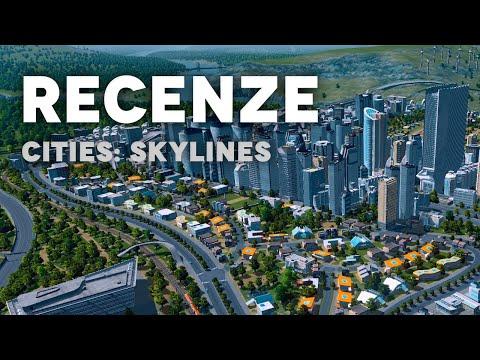 CITIES: SKYLINES - ČESKÁ VIDEORECENZE