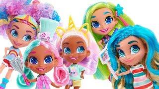 Куклы сюрприз — Hairdorables. Распаковка Хэрдораблс и СУМАСШЕДШИЕ ПРИЧЕСКИ. Шоу Play Рой