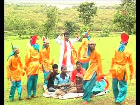 Nazar Hoti Majhyavarya Marathi [Full Song] I Dhinka Chika Shakti Tura