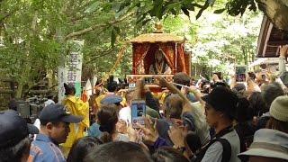 京都・嵐山 斎宮行列(第18回) 2016年 Saigu Gyoretsu ( Saigu Parade ) in Arashiyama, Kyoto