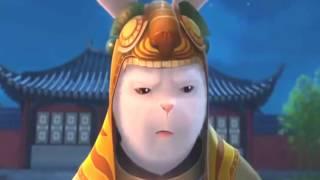 Desenho Animado Kungfu Rabbit Rajzfilm Cartoon Movie