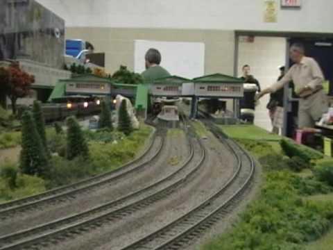 Quinte Model Railway Show Part 1.wmv