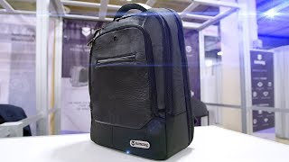 I Found the Ultimate Gadget Backpack at CES!
