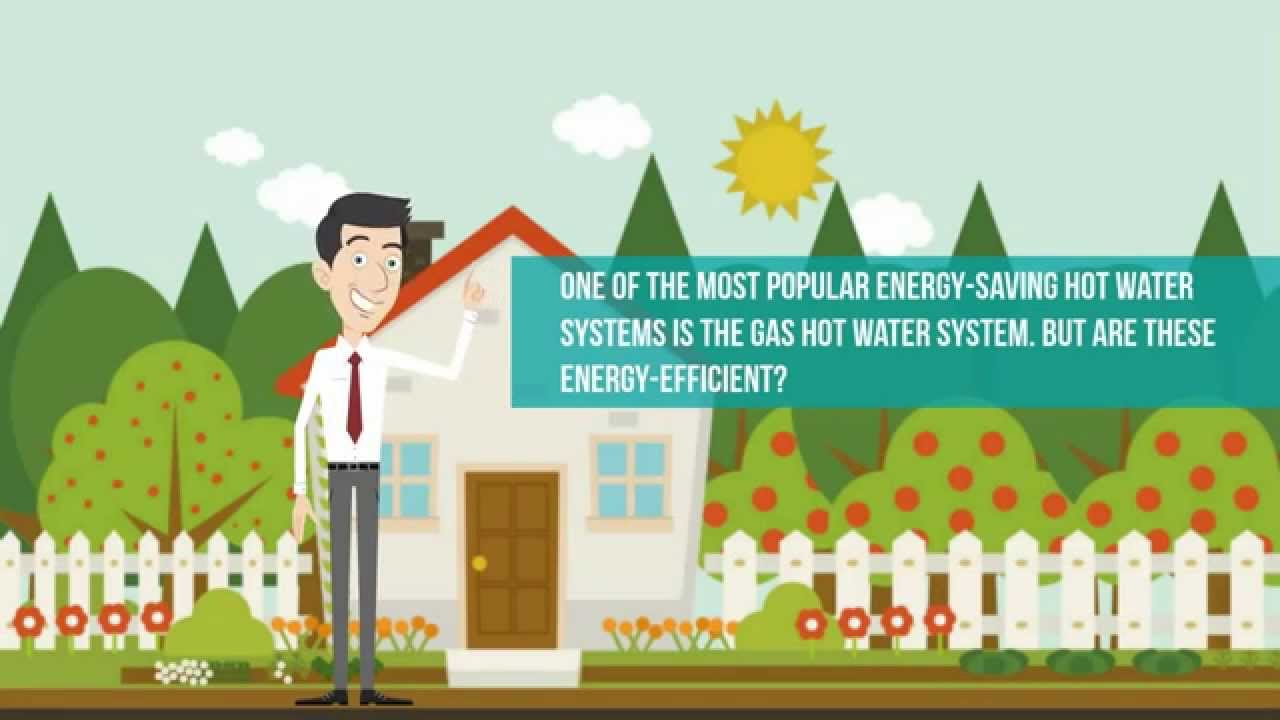Gas hot water systems your no 1 partner in energy saving for Energy saving hot water systems