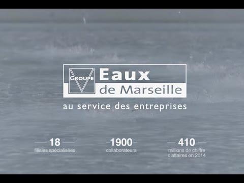 Eaux de Marseille au service des entreprises