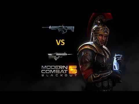 PR-39 V.S KOG V • Modern Combat 5•