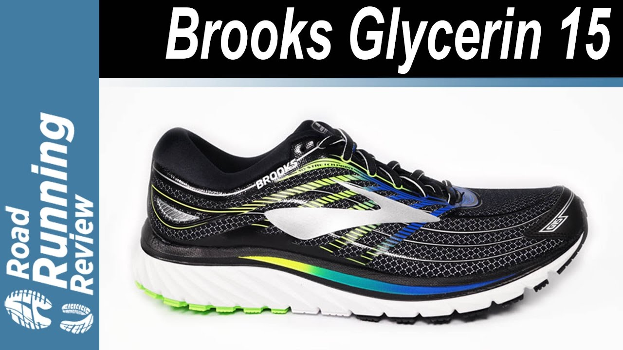 4d2915bb71f83 Brooks Glycerin 15 Review - YouTube
