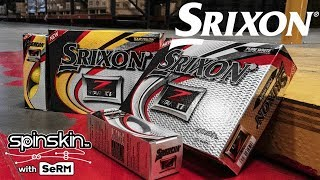 Golf Spotlight 2019 - Srixon Z Star XV Golf Balls