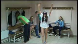 Harlem Shake -Novosibirsk volleyball girls
