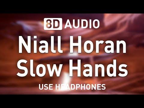 Niall Horan - Slow Hands | 8D AUDIO 🎧