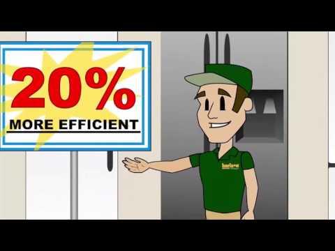 Energy Conservation Winner - Bobby Muir for Energy Star Appliances