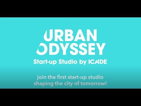 Urban Odyssey, Start-up Studio By Icade