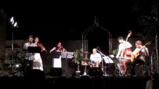 "Armea ensemble - ""Parfum de gitane"" - live a ""Touscouleurs"""