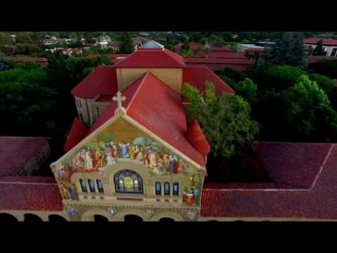 Stanford University  | DJI Phantom 3 Edit| 4K | Palo Alto, CA Drone