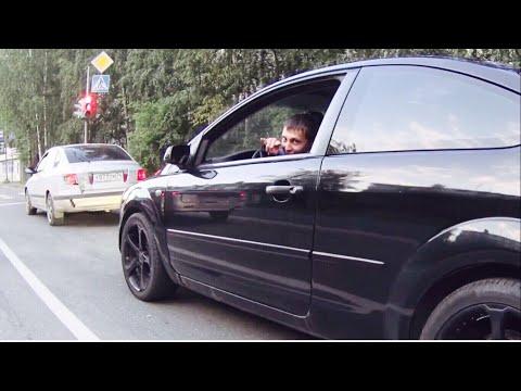 Ксенон в противотуманках Ford focus 2