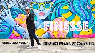 Finesse Bruno Mars Ft Cardi B - Frank Lima violin cover, Miami Violinist.mp3