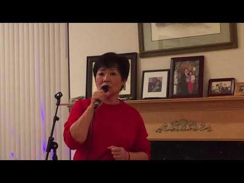I Am Losing You by Barbara Yang Holiday Singings Welcome Engra 2017