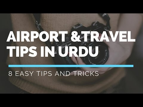 14 Airport & Travel Tips that can Save you alot