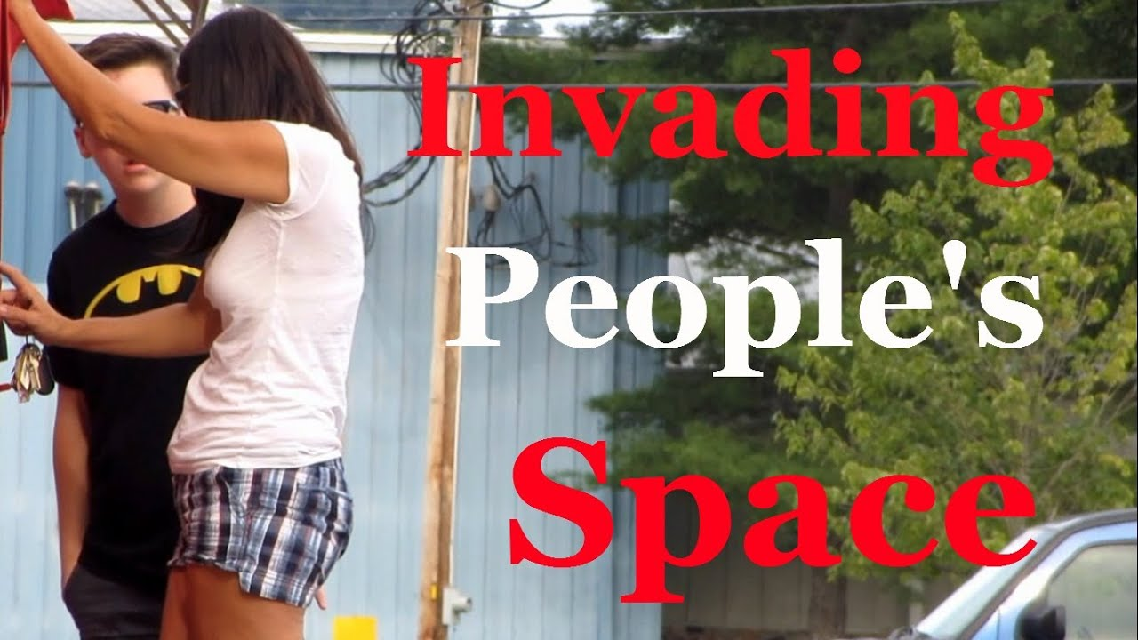 invade personal space experiment An experiment on the non-verbal communication and personal space introduction communication is the process of exchanging information, whether verbal or non-verb.