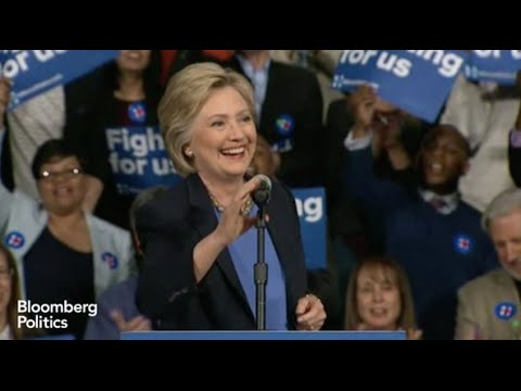 Hillary Clinton Just Did Some Math for Sanders Supporters Who Heckled Her