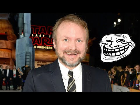 Rian Johnson is Just Trolling Us Now  Big Announcement