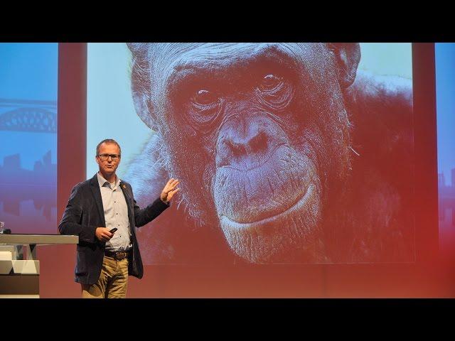 Patrick van Veen lezing Brandweercongres