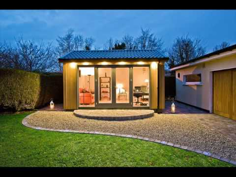 Garden Room Extension Design Ideas Youtube