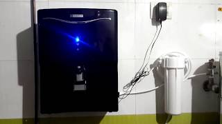 Unboxing : Blue Star Aristo Water Purifier || RO+UV || Installation process