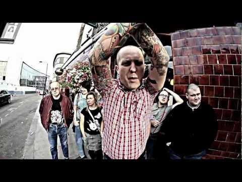 "Booze & Glory - ""London Skinhead Crew"" - Official Video (HD)"