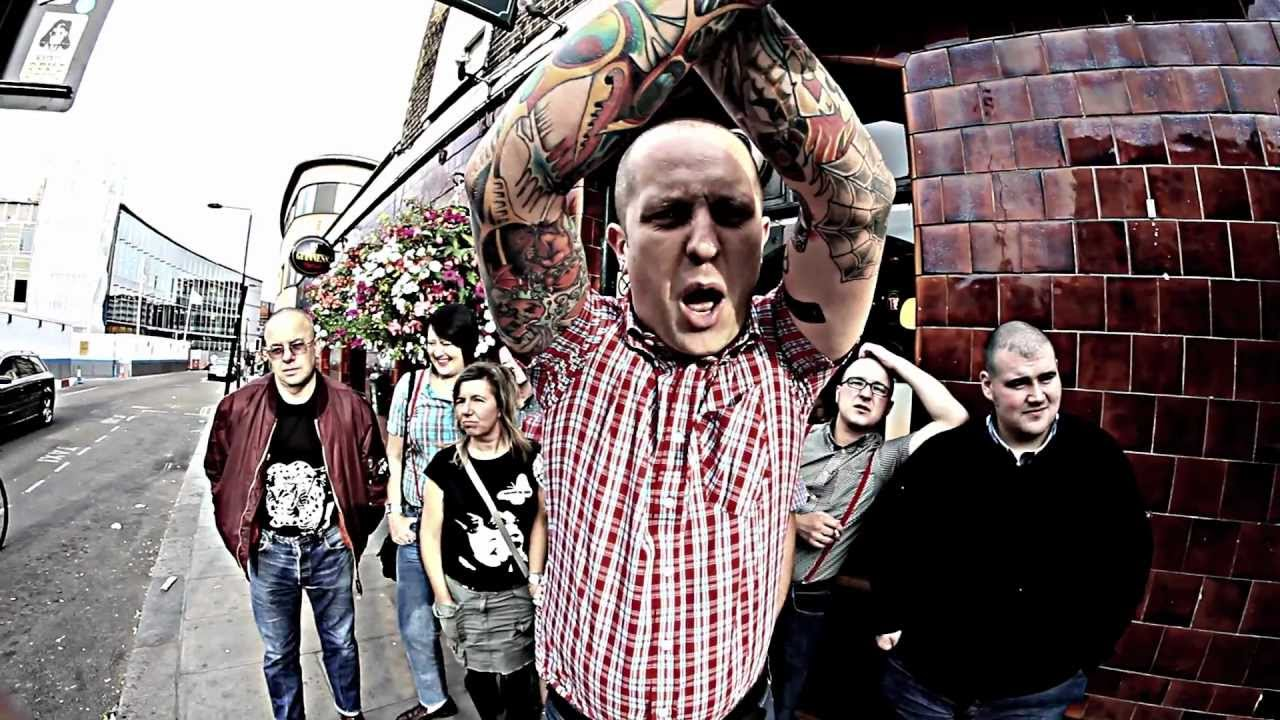 Thug Girl Wallpaper Booze Amp Glory Quot London Skinhead Crew Quot Official Video