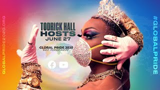 GLOBAL PRIDE 2020: COVID-19 relief PERFORMANCES WITH TODRICK HALL