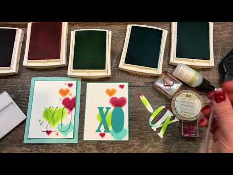 How To Make A Simple Watercolored Eclipse Card