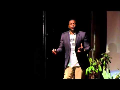 Ted Talk - Wes Hall - Why Black Male students Are Failing Academically