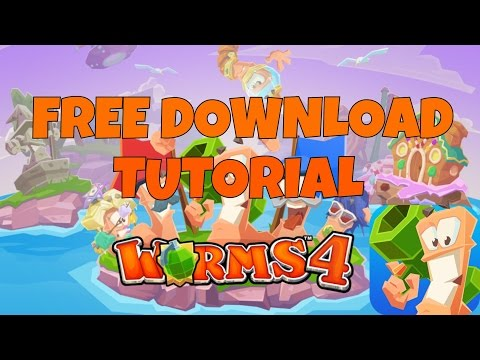 How To Download Worms 4 For Free On Android