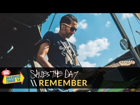 Saves the Day - Remember (Live 2014 Vans Warped Tour)