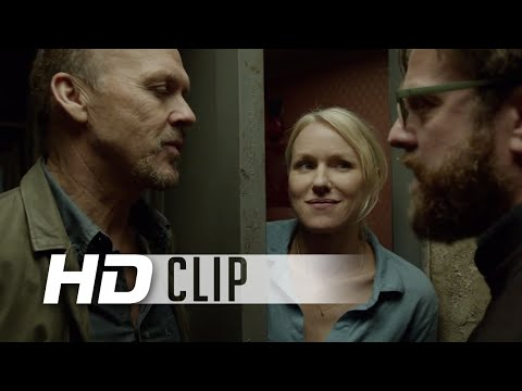 Birdman | 'Ask Me If He Sells Tickets' | Official HD Clip | 2014